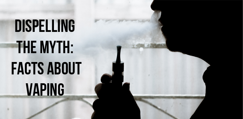 From popcorn lung to potentially turning into Two Face without reason,  there's a TON of vaping myths to debunk. So what gives? Ask anyone who's  been in the ...